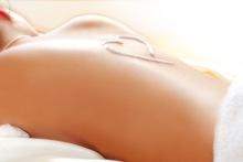 masáž pro dva - dárkový poukaz na masáž