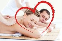 masáž pro dva - párová masáž
