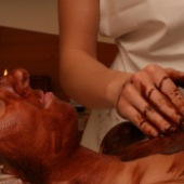 Čokoládová masáž Praha 4