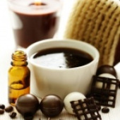 Čokoládová masáž Praha 1