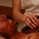 Čokoládová masáž Praha 3