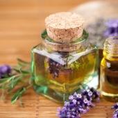 Aromaterapeutická masáž holistická - aromaterapie 1