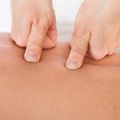 reflexní masáž zad