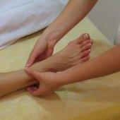 Lymfatická masáž 3