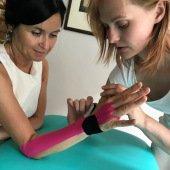 fyzioterapie ruky Praha 3