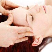 Masáž hlavy - bolesti hlavy - antimigrenózní