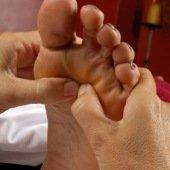 Reflexní terapie - reflexní masáž chodidel a nohou